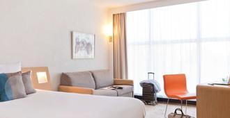 日内瓦中心诺富特酒店 - 日内瓦 - 睡房