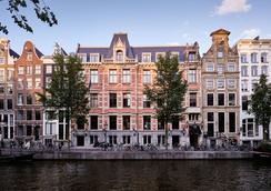 伦勃朗椎体酒店 - 阿姆斯特丹 - 建筑