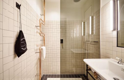 伦勃朗椎体酒店 - 阿姆斯特丹 - 浴室