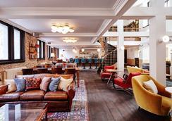 伦勃朗椎体酒店 - 阿姆斯特丹 - 休息厅