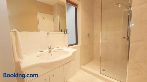 兰多夫公寓式酒店 - 基督城 - 浴室