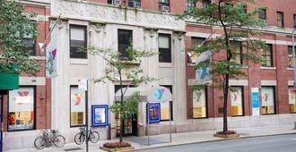 范德堡基督教青年旅舍 - 纽约 - 建筑