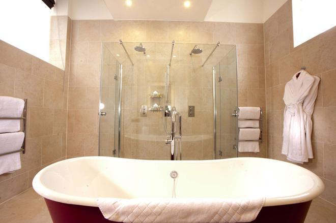 约克大酒店 - 约克 - 浴室