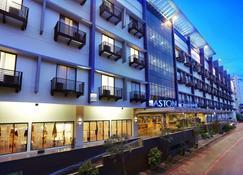 阿斯顿巨港及会议中心酒店 - 巨港 - 建筑
