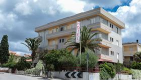 米斯特拉尔酒店 - 阿尔盖罗 - 建筑