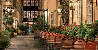 维也纳毕德迈亚美居大酒店 - 维也纳 - 露台