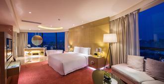 成都富豪首座酒店 - 成都 - 睡房