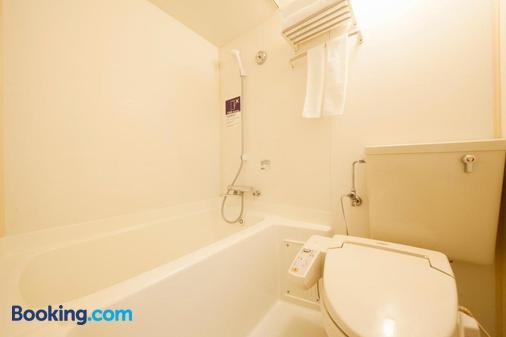 福山船舶酒店 - 福山市 - 浴室