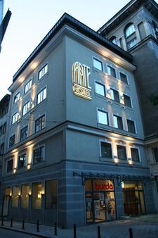 艺术酒店 - 索非亚 - 建筑