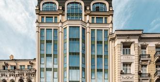 十一镜设计酒店 - 基辅 - 建筑