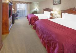 尤里卡戴斯酒店 - 尤里卡 - 睡房
