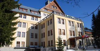 VZ 贝德利科夫酒店 - 什平德莱鲁夫姆林 - 建筑