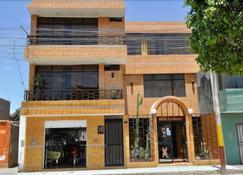 真实阿尔卡札青年旅舍 - 纳斯卡 - 建筑