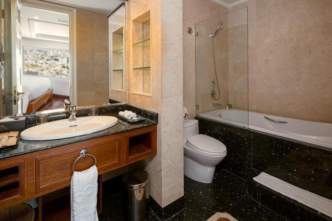 萨姆迪酒店 - 岘港 - 浴室