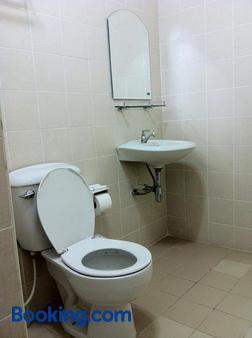潘德平酒店 - 清迈 - 浴室