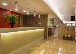 普拉亚都坎托司丽普酒店 - 维多利亚 - 柜台