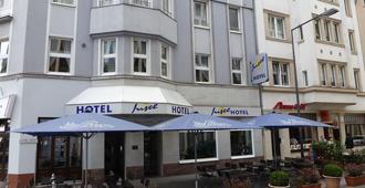 英泽尔酒店 - 科隆 - 建筑
