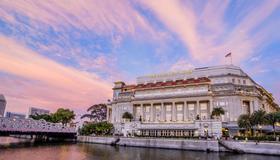新加坡浮尔顿酒店 - 新加坡 - 建筑