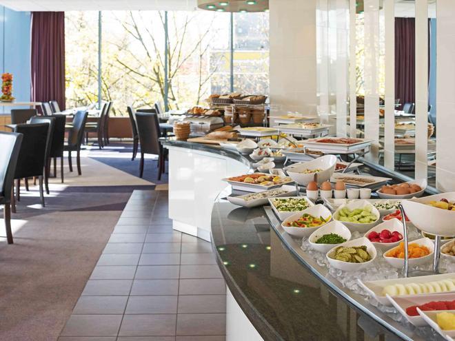 华沙中心美居酒店 - 华沙 - 自助餐