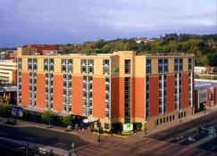 圣保罗市中心假日酒店 - 圣保罗 - 建筑