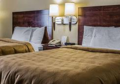 科拉尔维尔曼斯戴套房酒店 - 珊瑚村 - 睡房