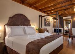 弗隆特兹波利夏酒店 - 约阿尼纳 - 睡房