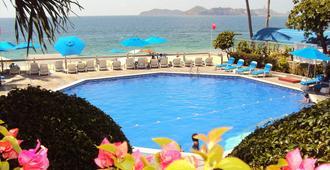 阿卡普尔科马里布酒店 - 阿卡普尔科 - 游泳池