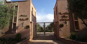Kmv 克洛斯橄榄酒店 - 马拉喀什 - 户外景观