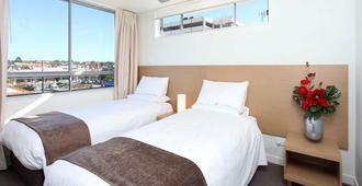 Pa公寓式酒店 - 布里斯班 - 睡房