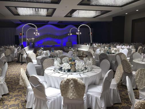 巴林岛金郁金香酒店 - 麦纳麦 - 宴会厅