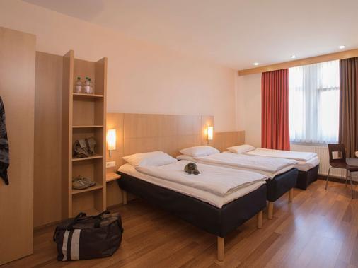 宜必思柏林新克尔恩酒店 - 柏林 - 睡房