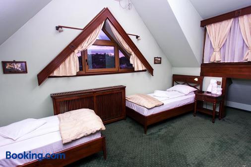 老布拉索夫酒店 - 布拉索夫 - 睡房