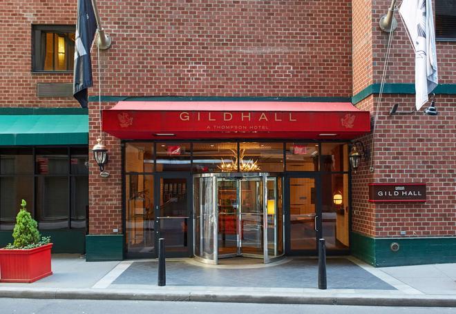 吉尔德大厦 - 托普森酒店 - 纽约 - 建筑