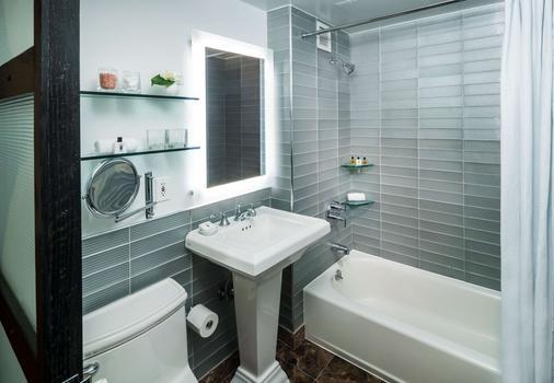 吉尔德大厦 - 托普森酒店 - 纽约 - 浴室