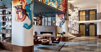 伯克利40号酒店 - 波士顿 - 大厅