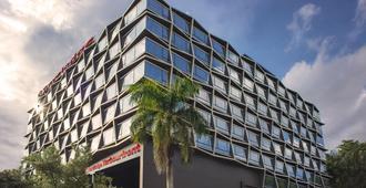 新加坡海湾酒店 - 新加坡 - 建筑