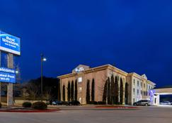 西佳格兰伯里套房旅馆 - 格兰伯里 - 建筑