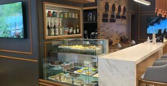 欧洲中央酒店 - 库里提巴 - 酒吧