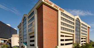 哥伦布会议中心德鲁里套房酒店 - 哥伦布 - 建筑