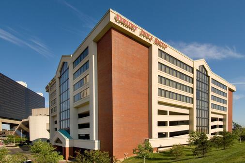 哥伦布会议中心德鲁里酒店及套房 - 哥伦布 - 建筑