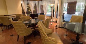 哥伦布会议中心德鲁里酒店及套房 - 哥伦布 - 休息厅