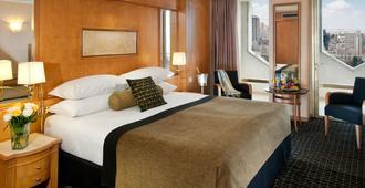 耶路撒冷莱昂纳多广场酒店 - 耶路撒冷 - 睡房
