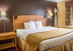 名人堂品质酒店 - 坎顿 - 睡房
