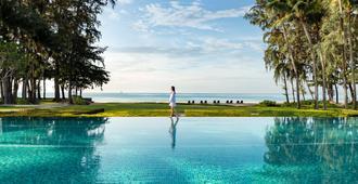 甲米喜来登海滩度假酒店 - 甲米 - 游泳池