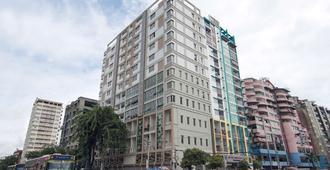 西佳唐人街酒店 - 仰光 - 建筑