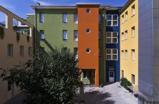 博洛尼亚贝斯特韦斯特plus酒店 - 威尼斯 - 建筑