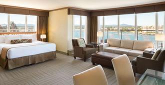 考斯塔维多利亚港畔酒店 - 维多利亚 - 睡房
