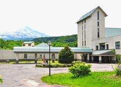 乌海猿仓温泉酒店 - 乌海之森 - 由利本庄市 - 建筑