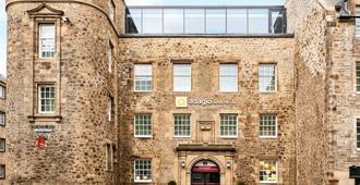 爱丁堡皇家大道柔居公寓式酒店 - 爱丁堡 - 建筑
