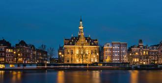 Pestana Amsterdam Riverside – LVX Preferred Hotels & Resorts - 阿姆斯特丹 - 户外景观